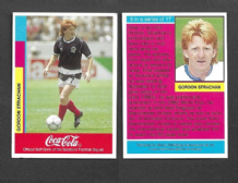 Scotland Gordon Strachan Leeds United 9